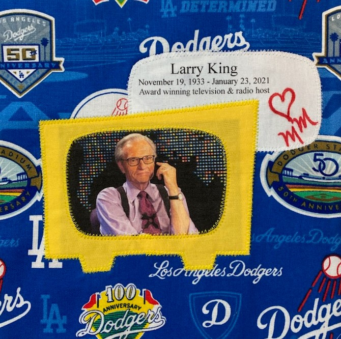 IN MEMORY OF LARRY KING  11/19/1933 - 1/23/2021