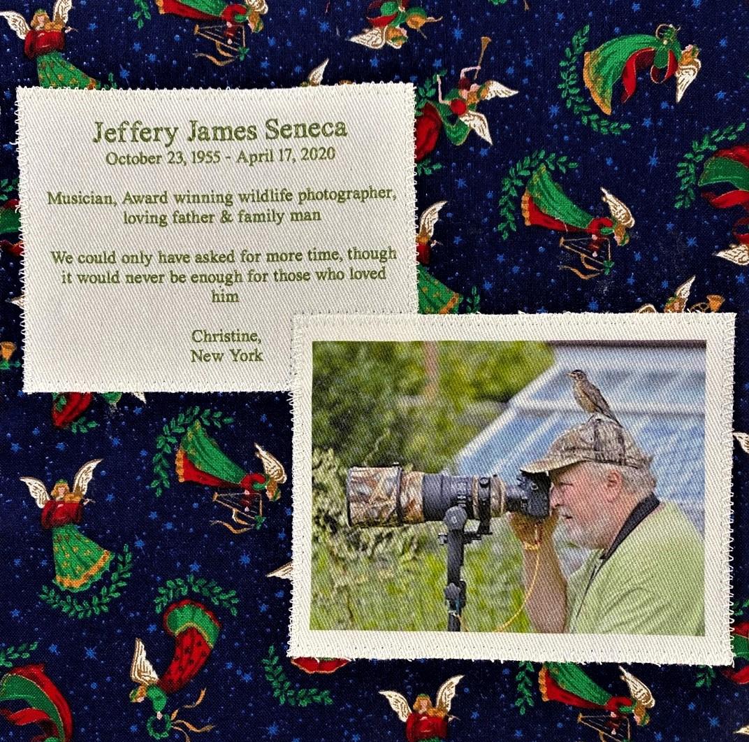 IN MEMORY OF JEFFERY JAMES SENECA - 10/23/54 - 4/17/2020