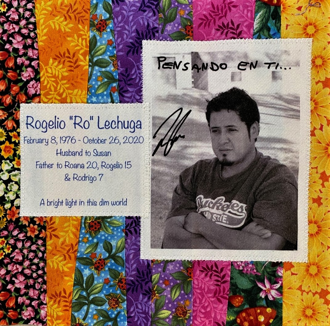 IN MEMORY OF ROGELIO