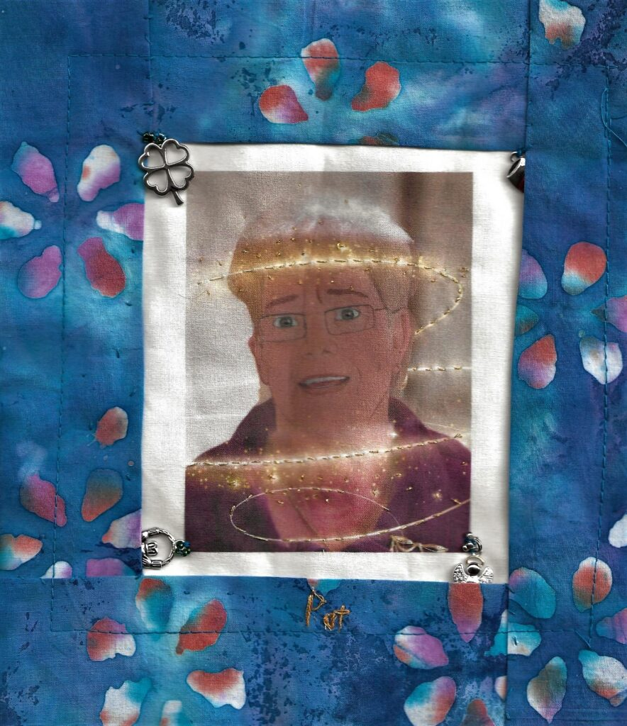 IN MEMORY OF PAT HARDY - DIED EASTER SUNDAY 2020